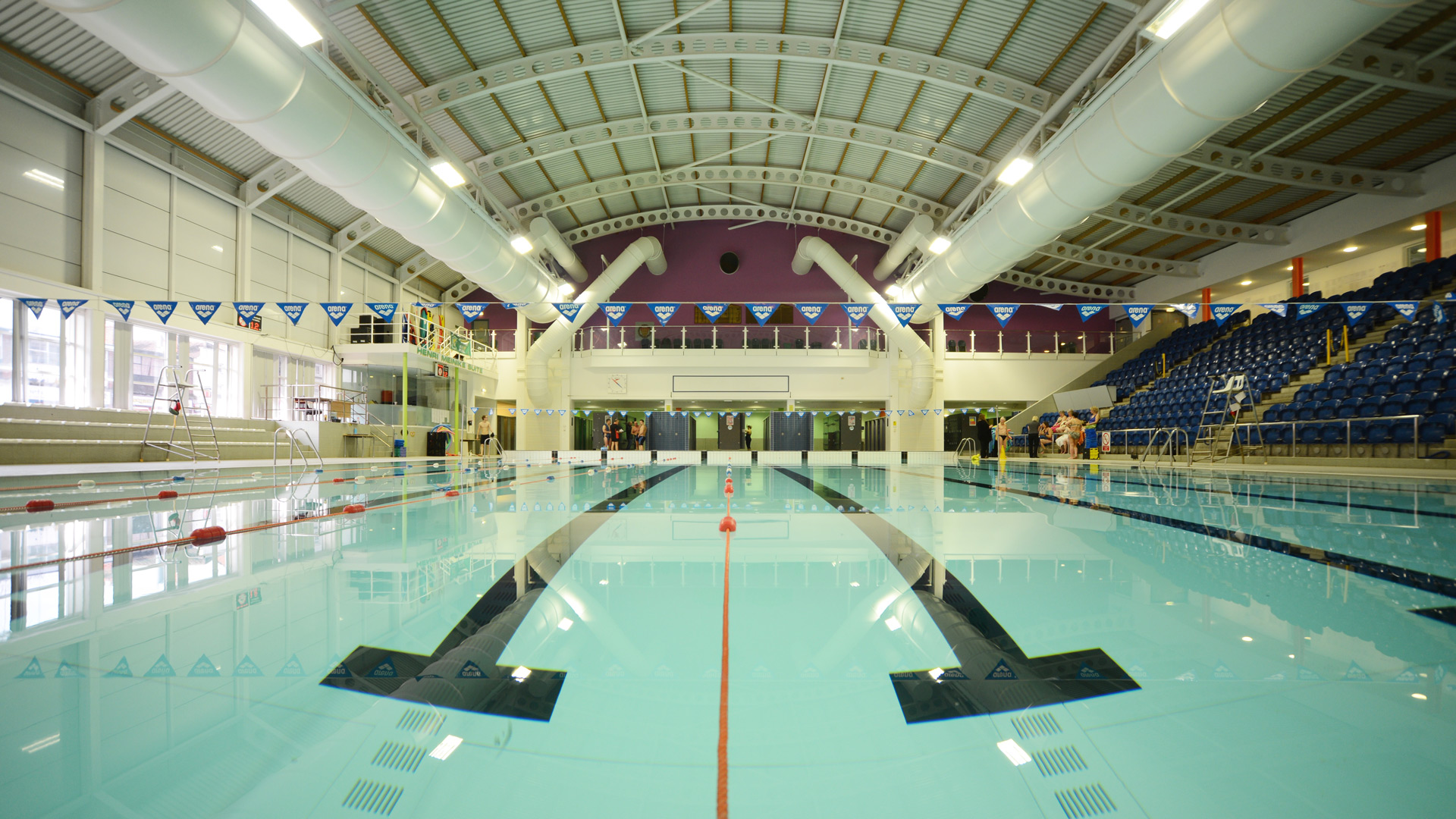 swimming pools gl1 gloucester aspire trust