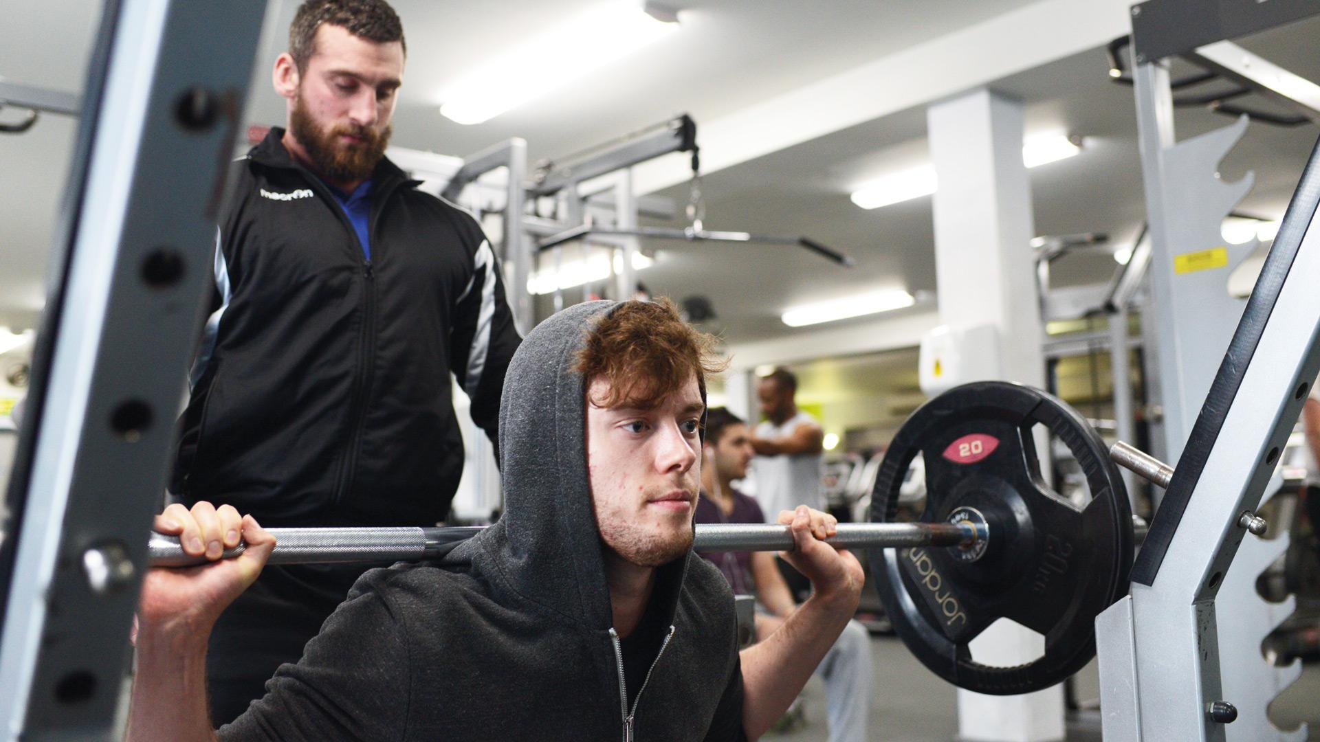 Aspire trust gym for Hacer ejercicio
