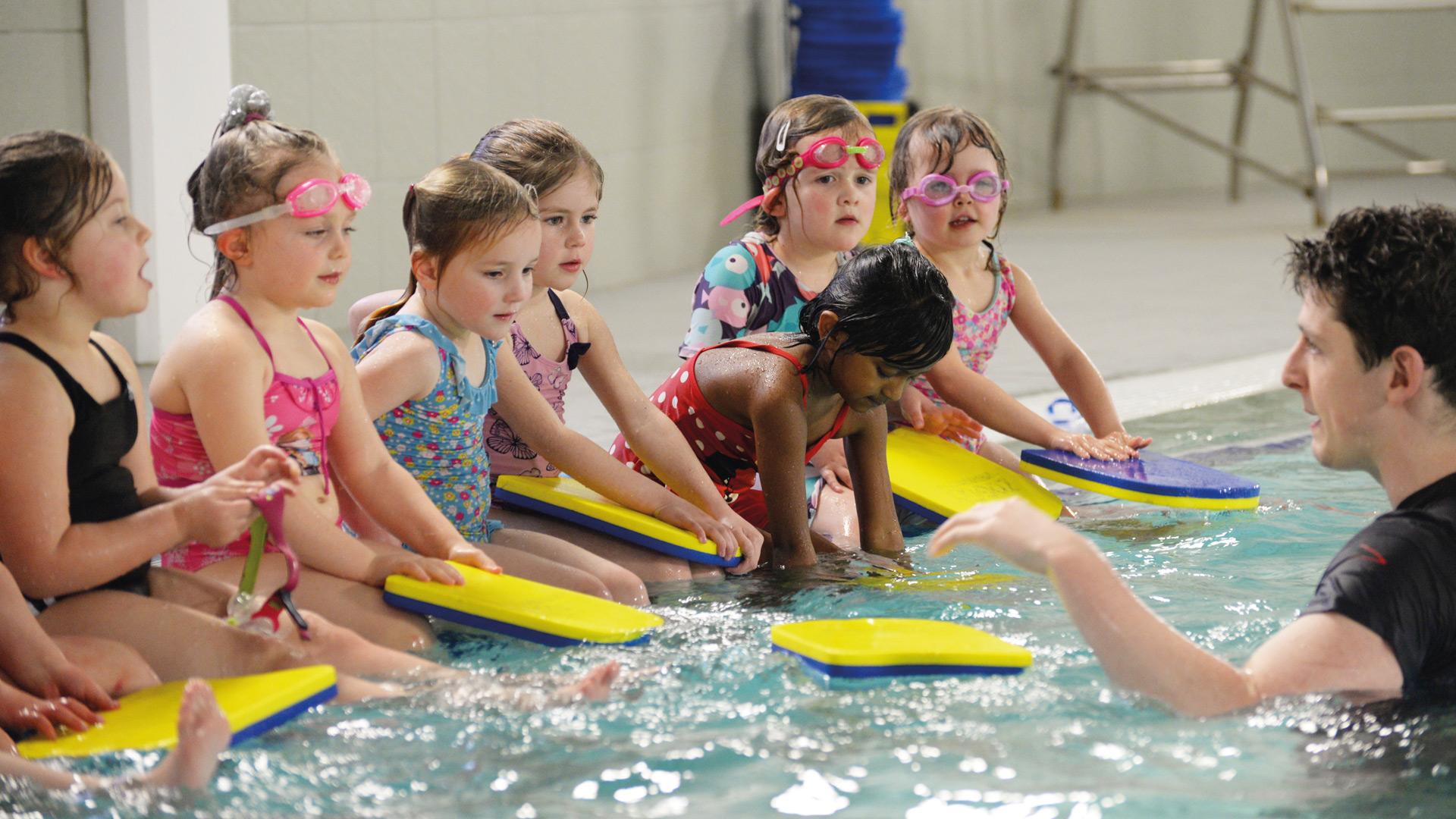 Aspire Trust Swim Lessons